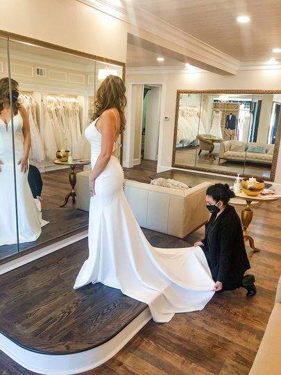 We offer alterations in store!