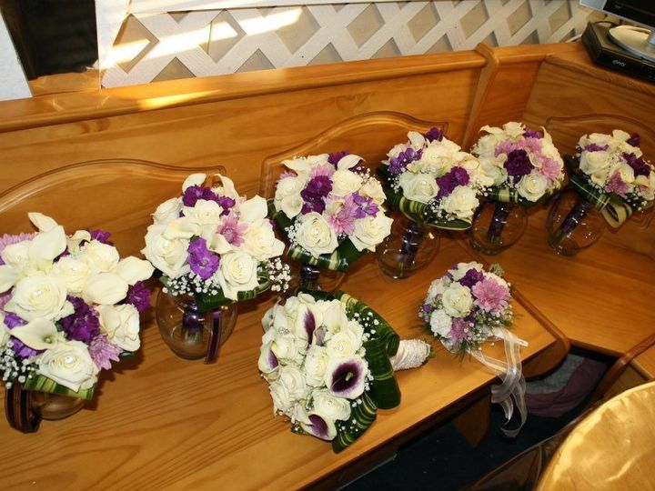 Tmx 1424374969933 392057287005467999817432120591n Cherry Hill wedding florist