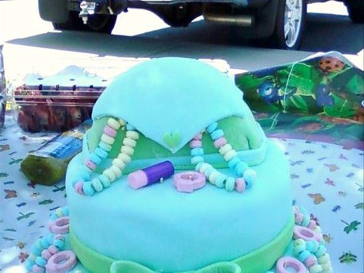 Tmx 1315375826649 0242 Modesto wedding cake