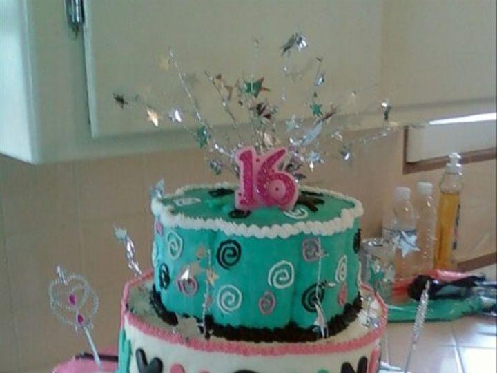Tmx 1315375842748 042 Modesto wedding cake