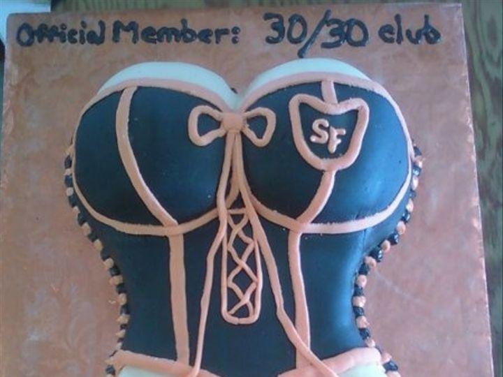 Tmx 1315375848941 045 Modesto wedding cake