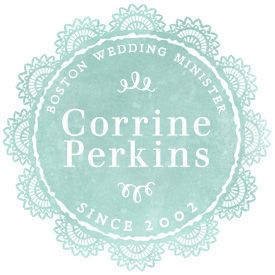 Boston Wedding Minister, Corrine Perkins