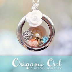 Origami Owl, Jenna Ross, Independent Designer