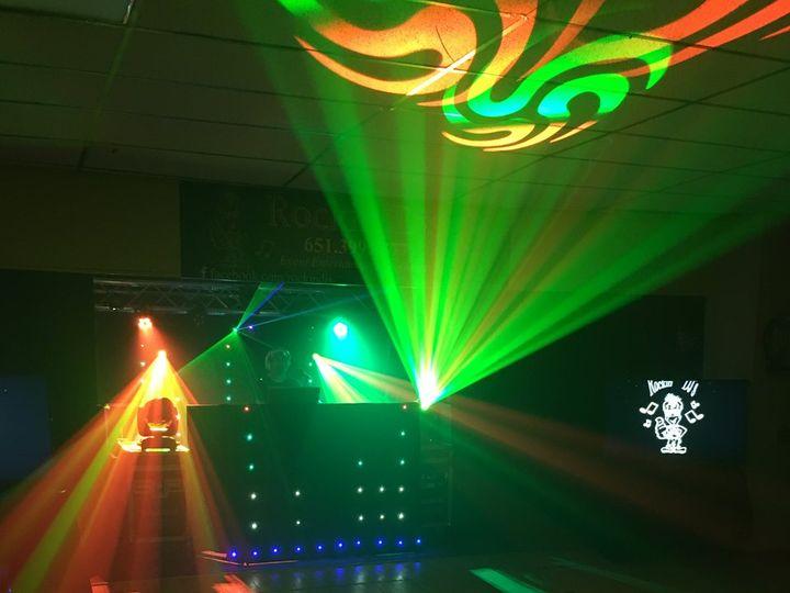 Patterned lights