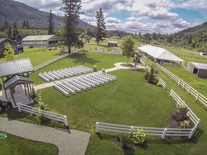 Tmx 1439392255751 Aerialimagerfraugust2014 Ravensdale, WA wedding venue
