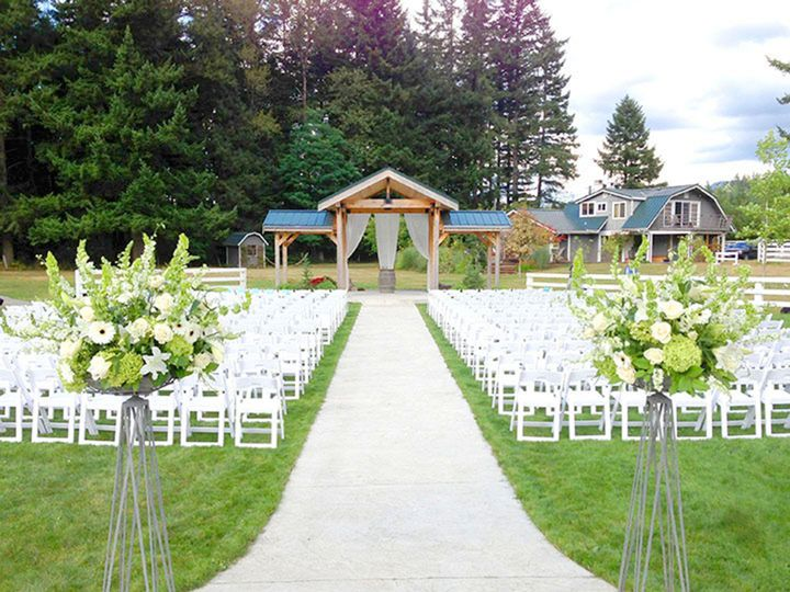 Tmx 1439392433285 Rerezpavilionceremonysetting Ravensdale, WA wedding venue