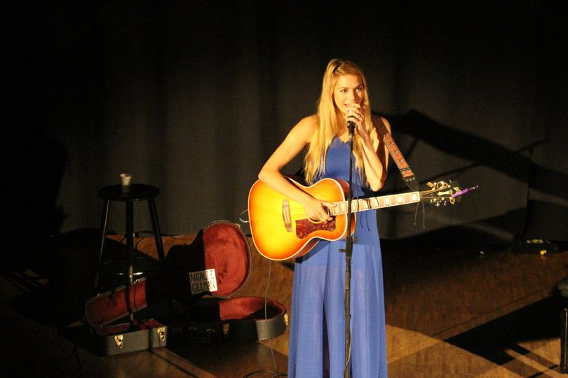 Performing at Scala - Stuttgart, Germany