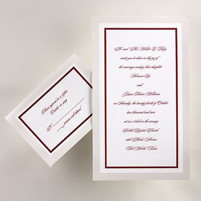 Tmx 1379041510458 Nuartdiamond Cherry Hill wedding invitation