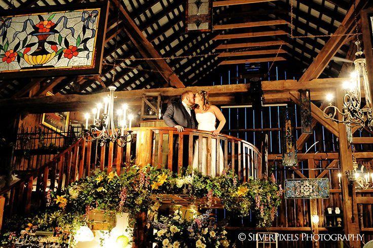 Spring Hill Manor Barn