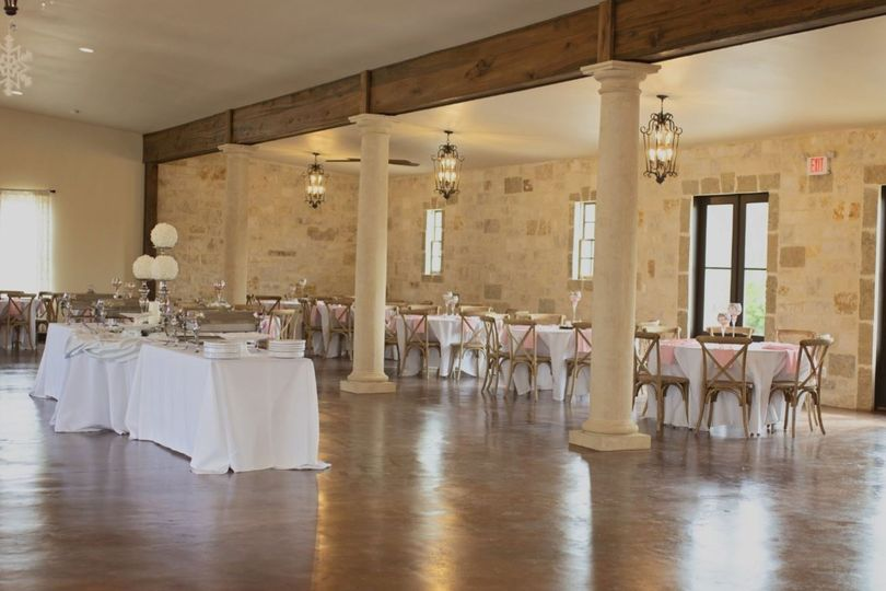 The vineyard Hall