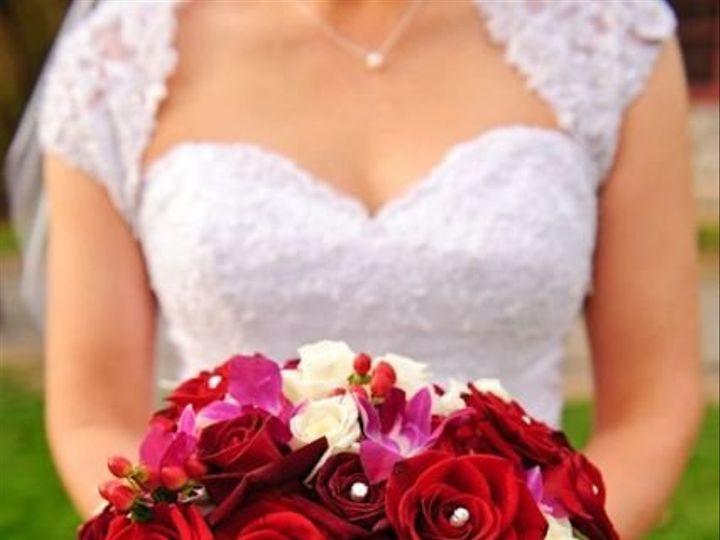 Tmx 1351922511711 BravaWeddingsMichelleandChrisBouquet Blakeslee wedding planner