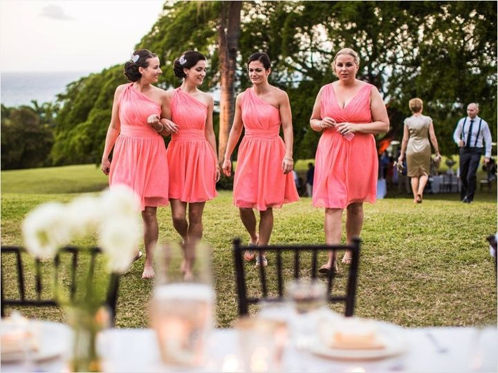 Tmx 1395361751426 A   Rose Hall Great House Wedding   Bridesmaids Wa Blakeslee wedding planner