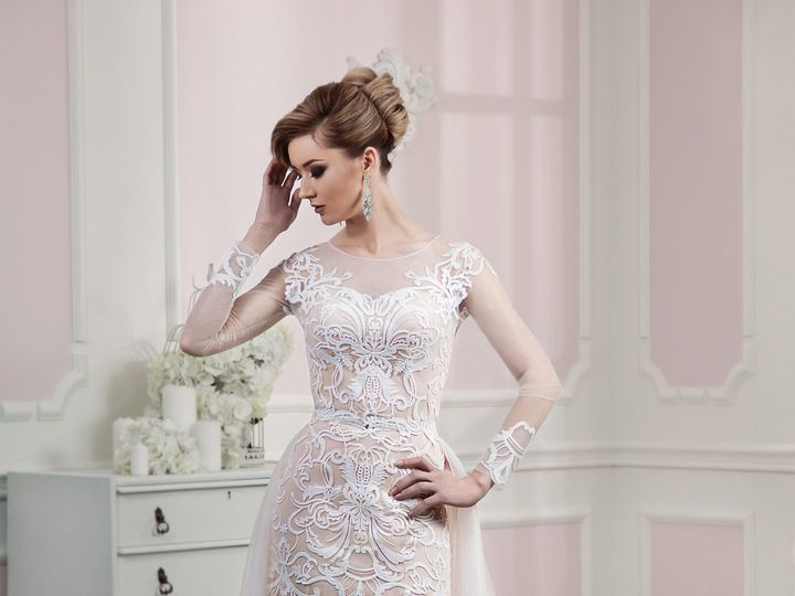 Tmx 1509663114075 27lunara1719 1 Vancouver, WA wedding dress