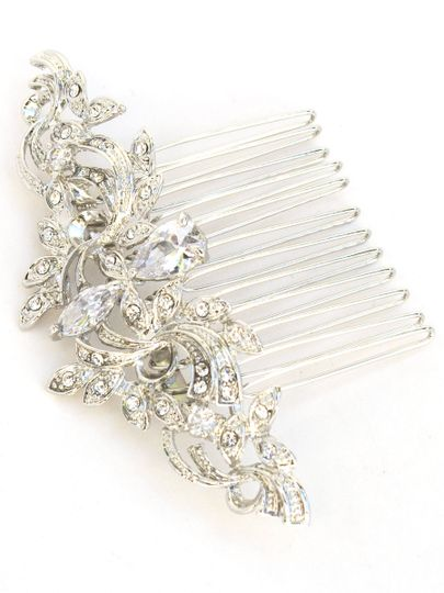 katrina rhinestone vintage classic bridal hair com