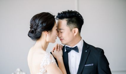 The wedding of Cristian and Corina