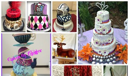 Cakes by Ginger