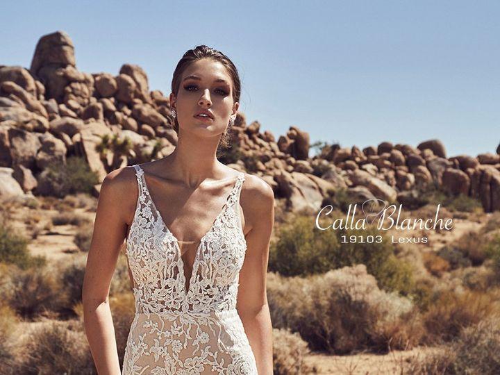 Tmx 19103b 51 62441 Riverside, CA wedding dress