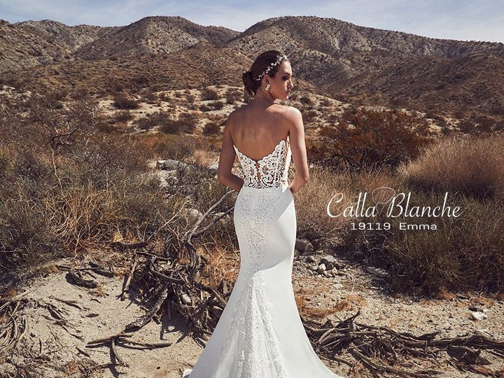Tmx 19119b 51 62441 Riverside, CA wedding dress