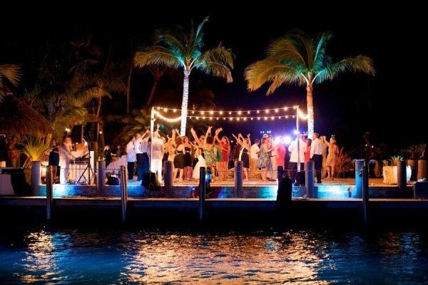 dancing caribbean resort
