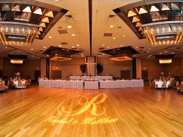 Tmx 1349376004314 ForestBallroom5 Feasterville Trevose, PA wedding venue