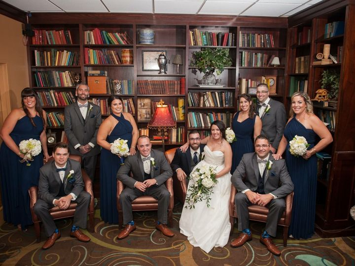 Tmx 1485968492325 Wedding Party In Lounge Feasterville Trevose, PA wedding venue