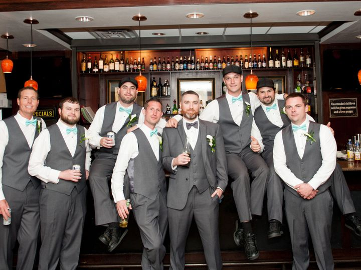 Tmx 1514471525567 Lesher Lounge Groomsmen Feasterville Trevose, PA wedding venue