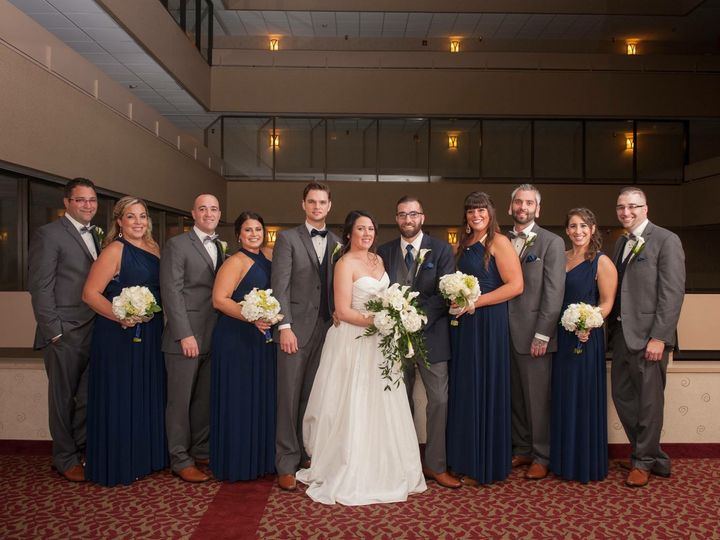 Tmx 1514488786087 Wedding Party On Upper Hotel Floor Feasterville Trevose, PA wedding venue