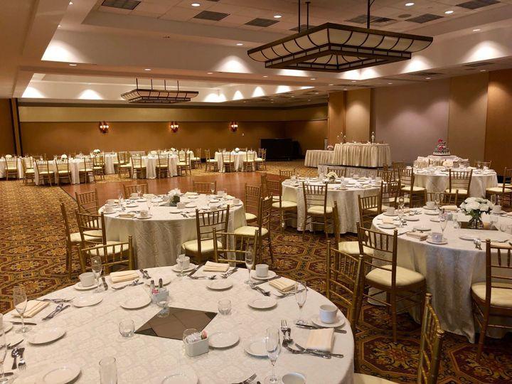 Walnut ballroom