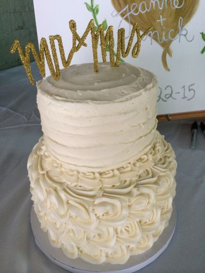 Gigi's Wedding Cakes and Desserts are served with pride to delight brides, grooms, families and...