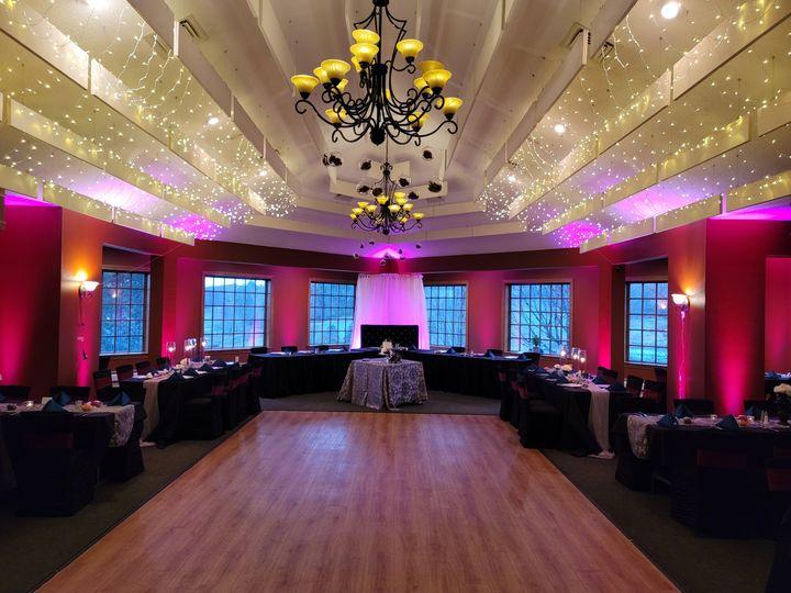 Tmx Uplighting At Greenwood Hills 51 1953441 160437807451359 Wausau, WI wedding dj