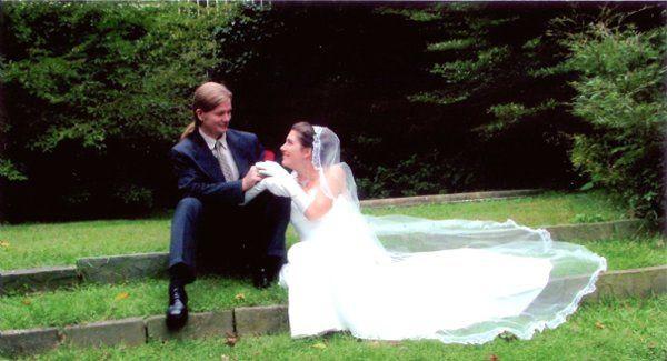 Tmx 1268881457566 Wed2PostCeremonyCplwSingeflower Philadelphia, PA wedding photography