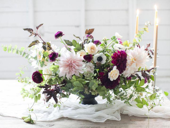 Tmx 1536346542 1407899b3b93bf96 1536346540 7e3ec80208af0238 1536346530703 3 Dahlia Arrangment  Seattle wedding florist