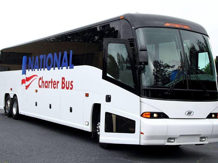 Tmx National Charter Bus Austin 51 1024441 Austin, Texas wedding transportation