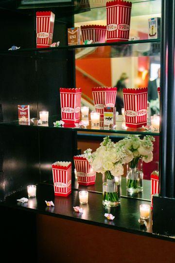 Late Night Popcorn