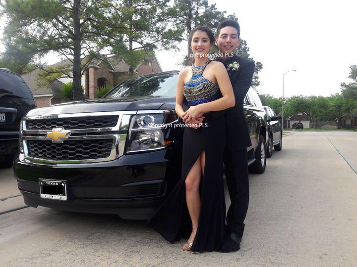 Houston Prom Car