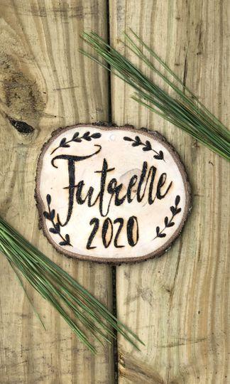 Futrelle Holiday ornament