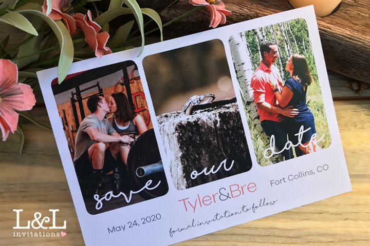 Tyler & Bre Save the Date