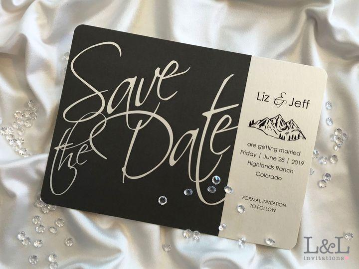 Liz & Jeff Save the Date
