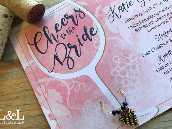Tmx Katie Shower 51 1036441 160210045520052 Denver, CO wedding invitation
