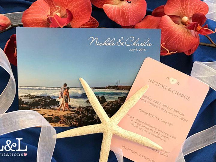 Tmx Nichole Charlie 1 51 1036441 160210045697438 Denver, CO wedding invitation
