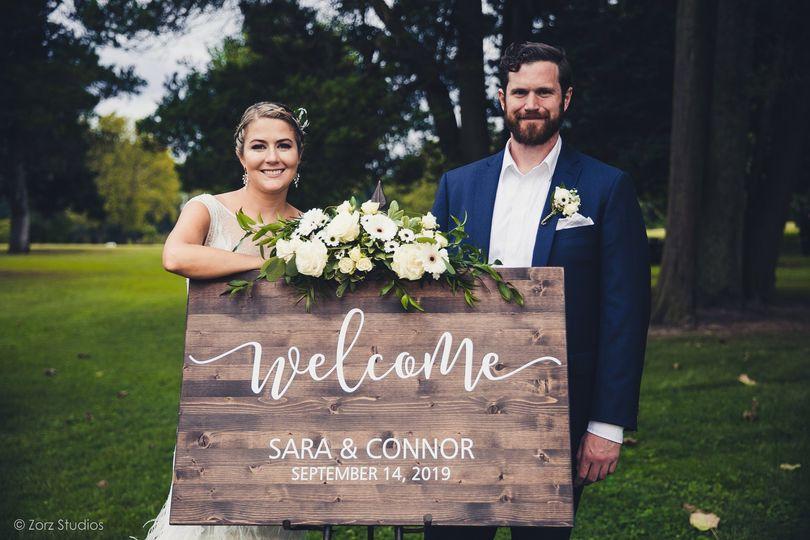 Sara & Connor