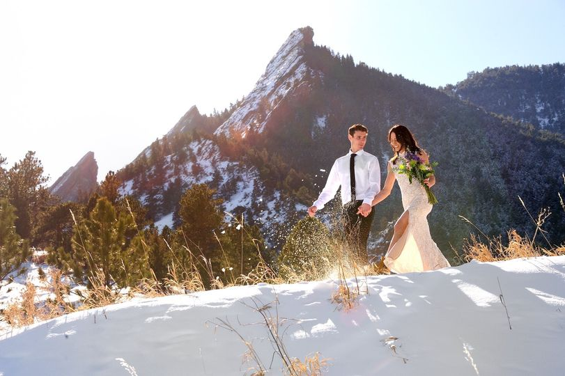 Kiefel Photo Mountain Wedding