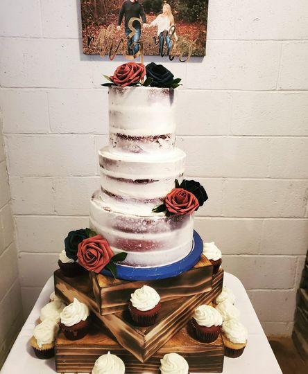 Wedding cake September 2020