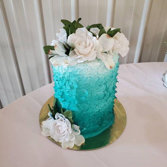 Wedding cake March 2020