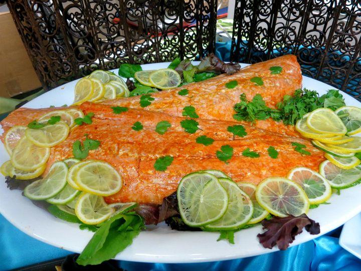 Tmx 1418664863889 Salmon Overland Park wedding catering