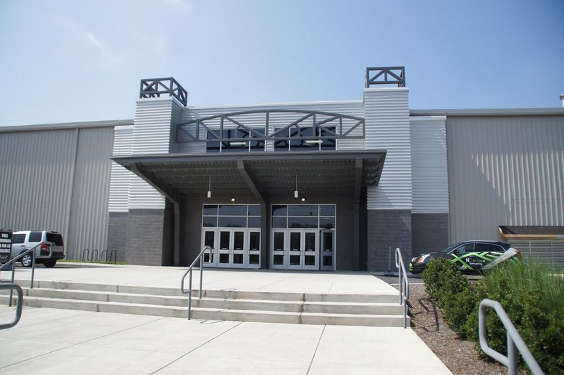 Exterior view of Spooky Nook Sports & The Warehouse Hotel