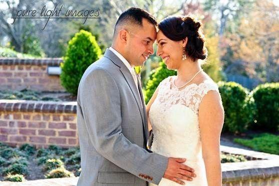 Tmx 1443024084148 Couple In Garden Mount Vernon, VA wedding venue