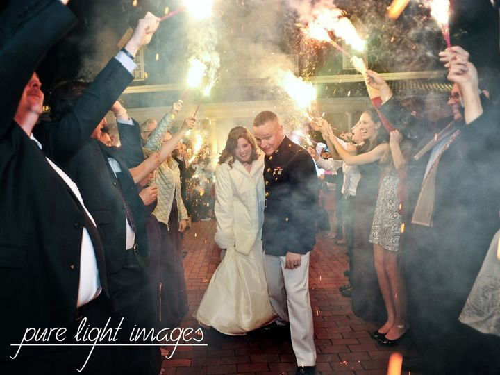 Tmx 1443024095949 Elliot Weddingsparkler Send Off Mount Vernon, VA wedding venue