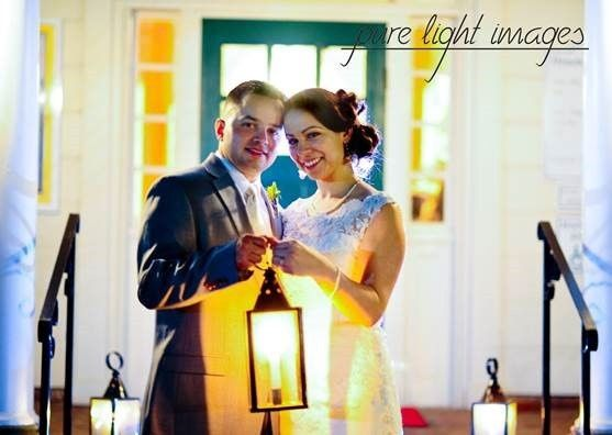 Tmx 1443024485971 Couple With Lantern Mount Vernon, VA wedding venue