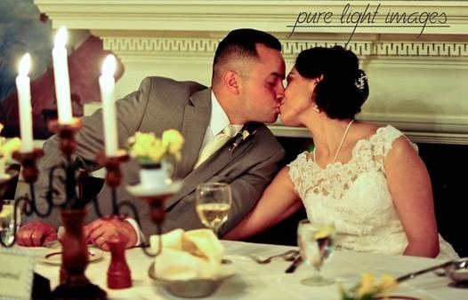 Tmx 1443024489810 Escudero Weddingcouple Kisses Mount Vernon, VA wedding venue